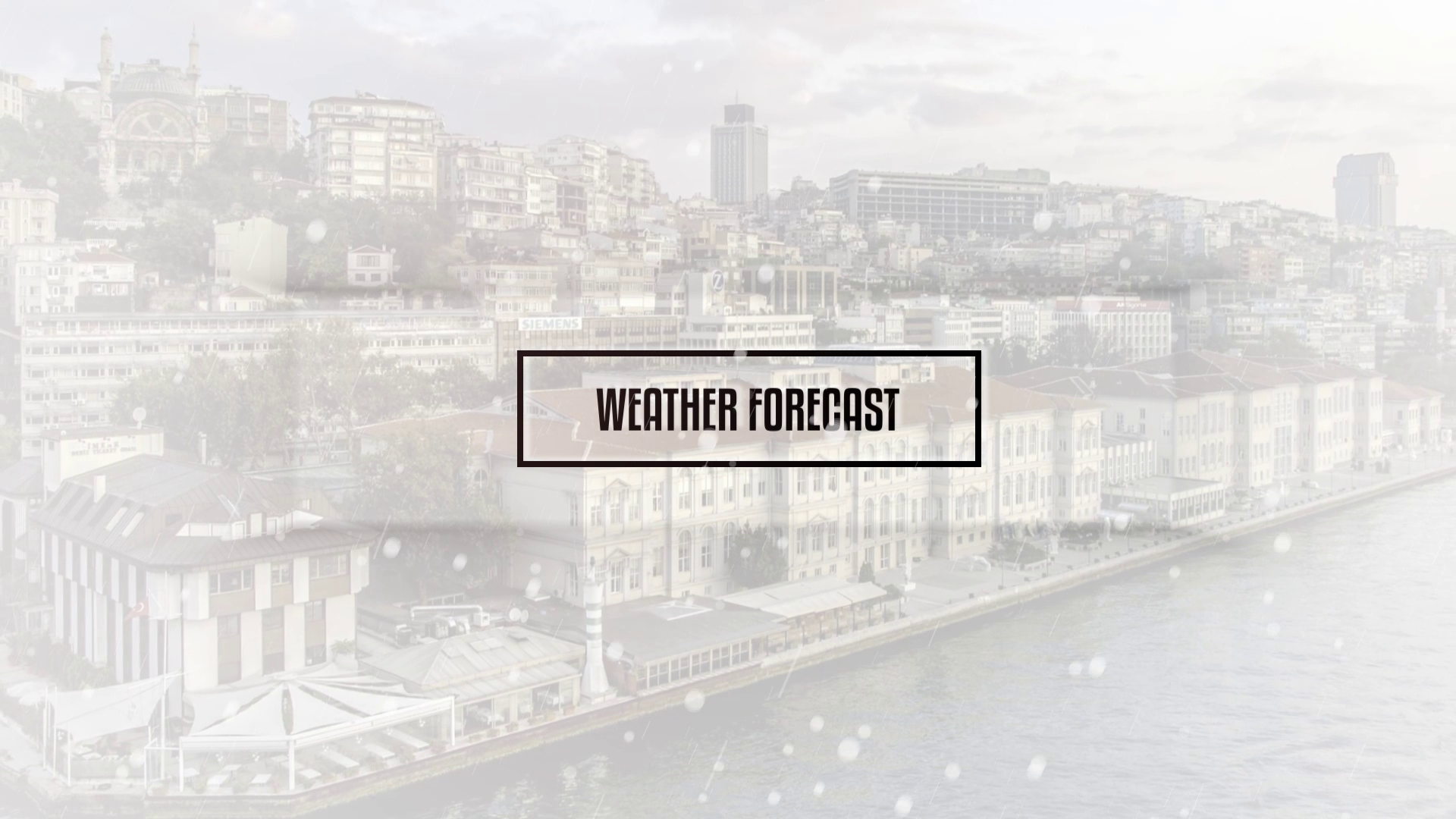 Weather Forecast Pack (Ver.01)