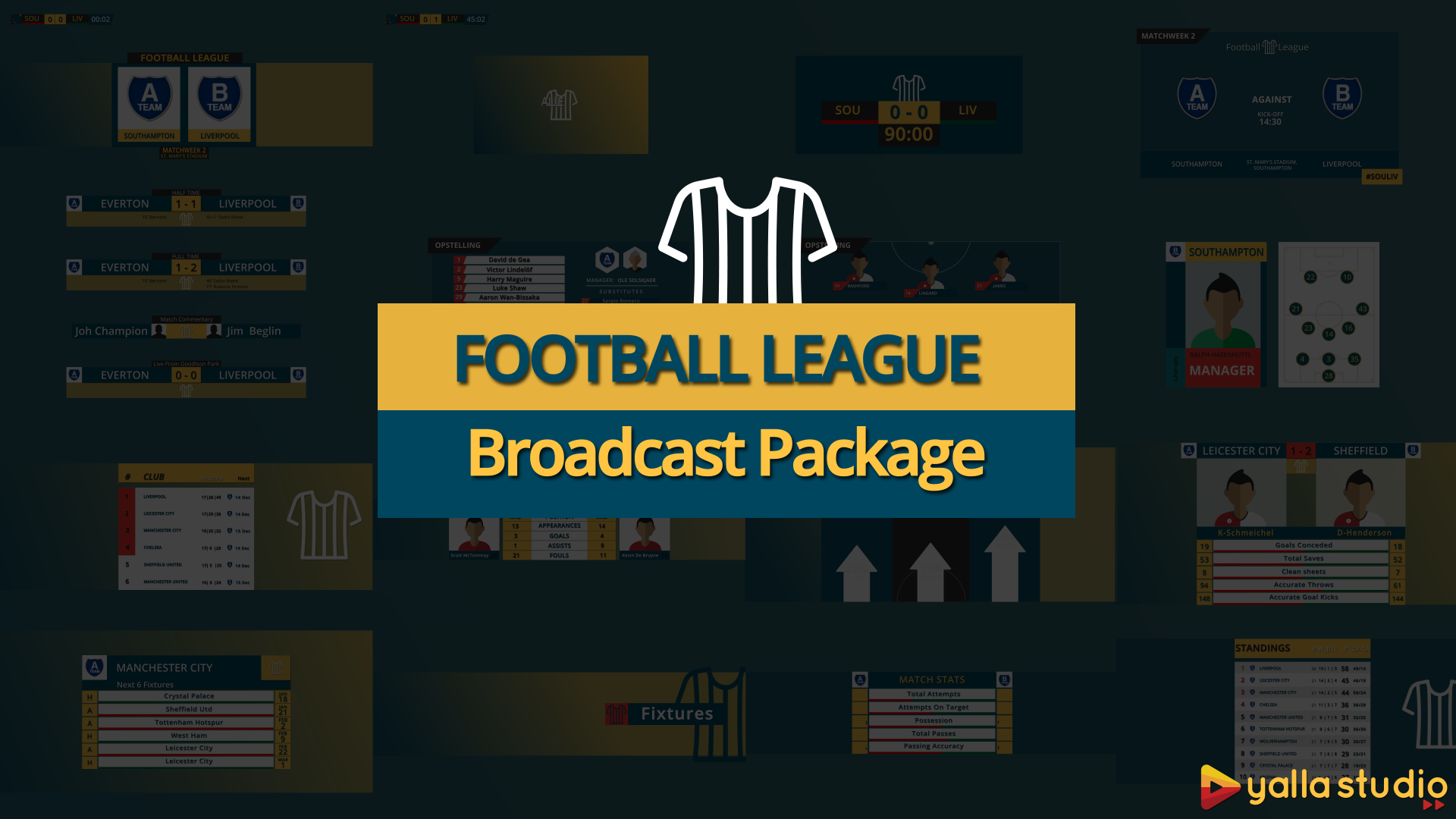 Football League Broadcast Package (Rev 2.0)