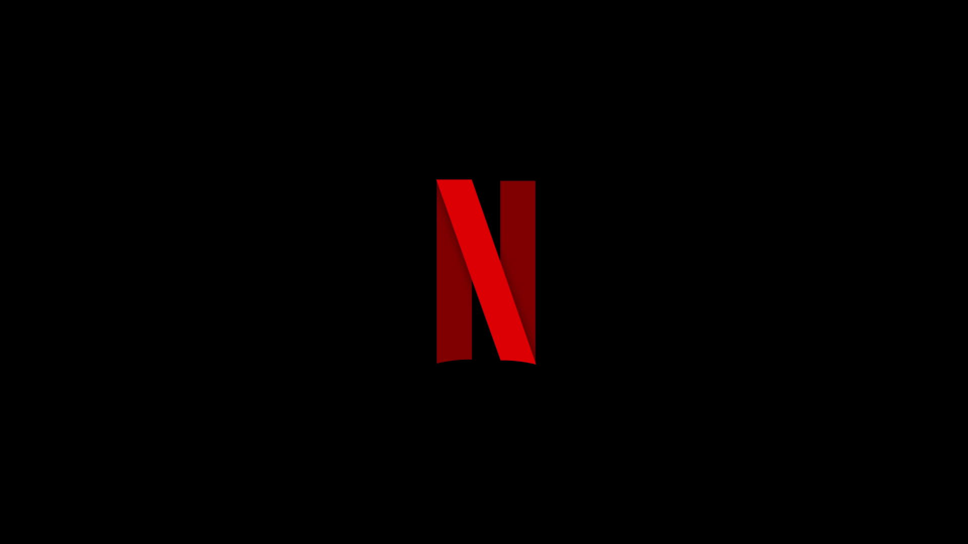 Netflix intro in After Effects