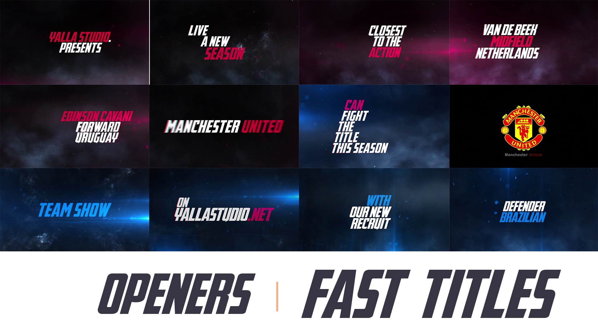 Fast Titles Openers